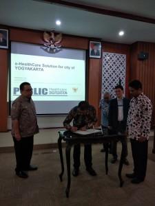 Konsorsium dari Korea dukung e-Healt Care Kota Yogyakarta