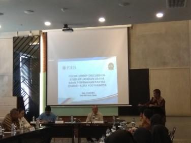 Rencana Pendirian BPR Syariah di Kota Yogyakarta
