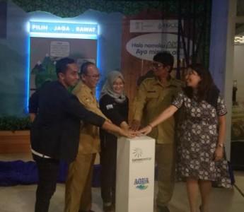 Re-Launching Zona Kebaikan Air Aqua